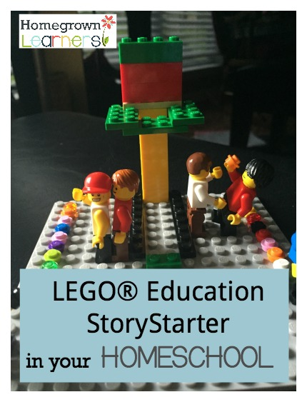 LEGO® Education StoryStarter in Your Homeschool