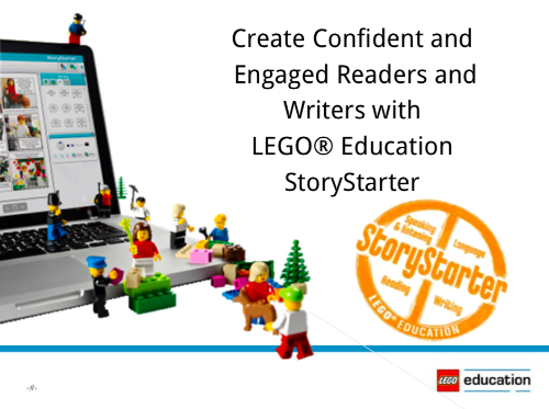 Using LEGO® Education StoryStarter in Your Homeschool