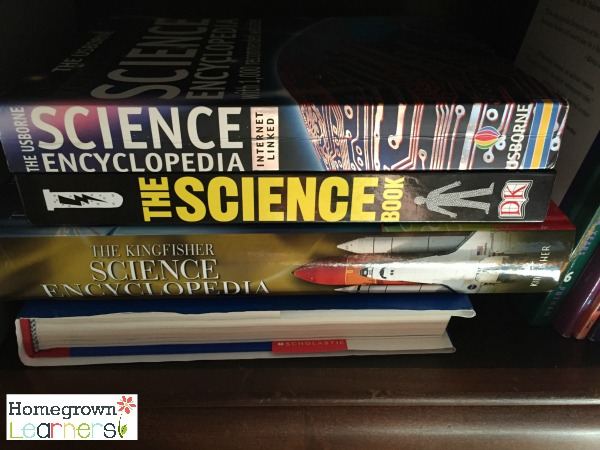 Science Resources for CC Cycle 1