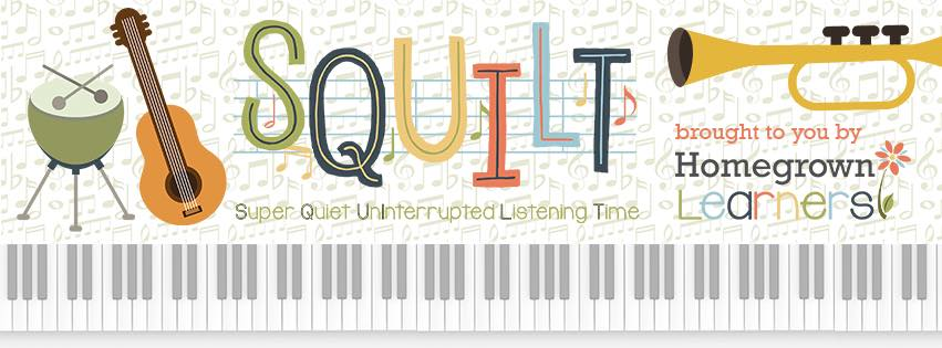 SQUILT Music Appreciation Curriculum