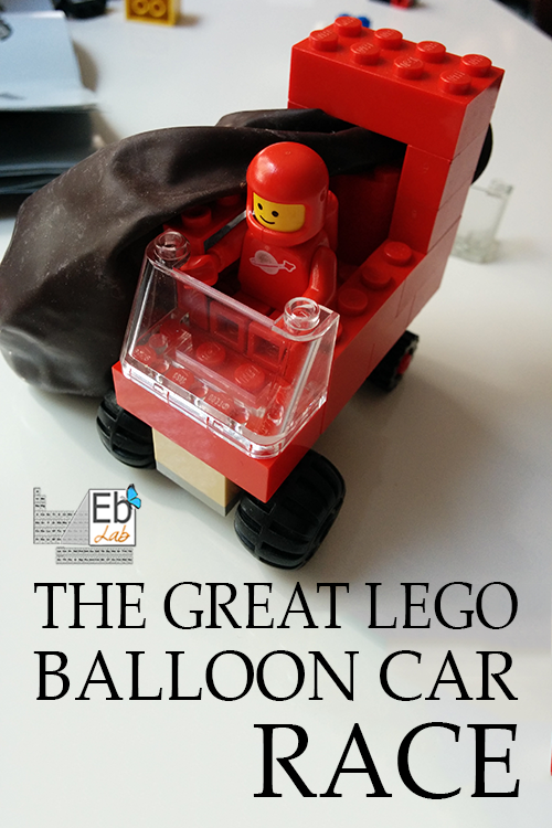 The science behind a LEGO Balloon Car