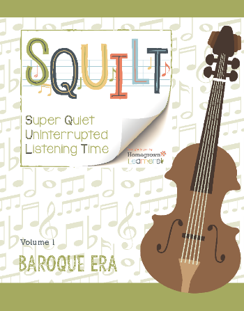 SQUILT Volume 1: Baroque Era