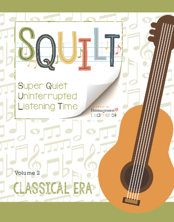 SQUILT Volume 2: Classical Era