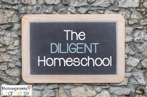 The Diligent Homeschool
