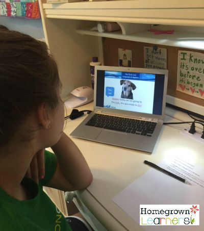 Using a Chromebook in the Homeschool