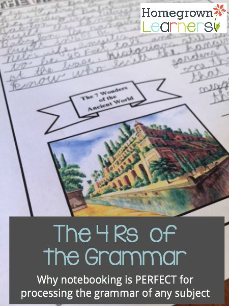 The Perfect Way to Process the Grammar of Any Subject