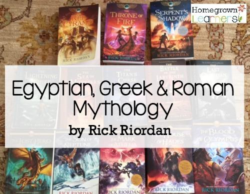 Learn About Mythology