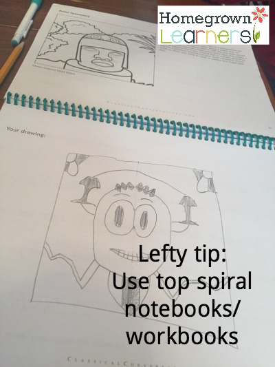 5 Tips for Lefties