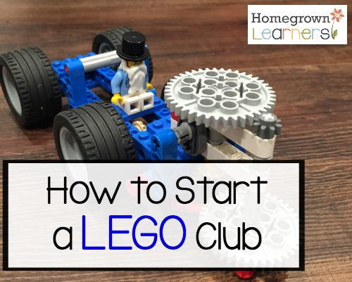 How to Start a LEGO� Club