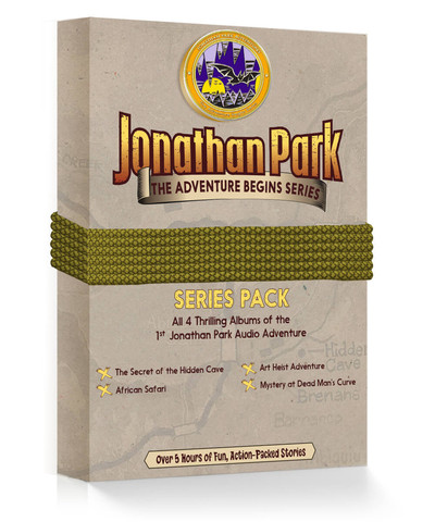 Jonathan Park Audio Adventures