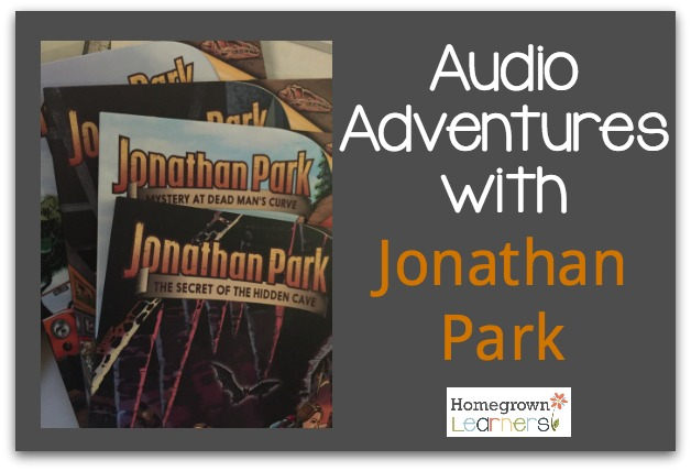 Audio Adventures with Jonathan Park