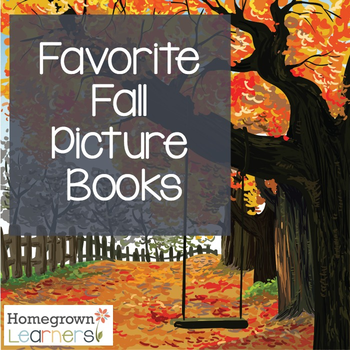 Favorite Picture Books for Fall