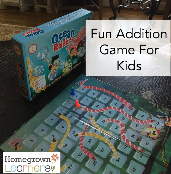 Fun Addition Game for Kids