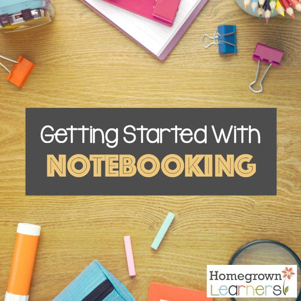 Getting Started With Notebooking