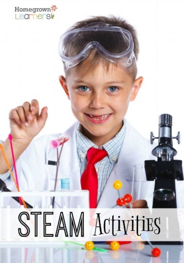 STEAM Activities for Kids