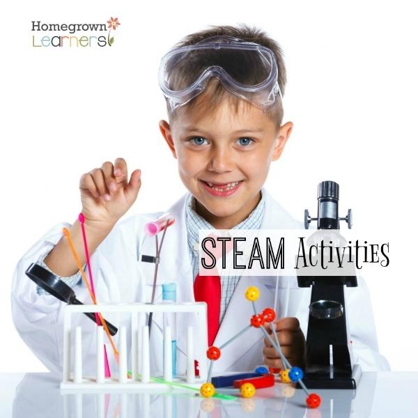 STEAM Activities for Kids