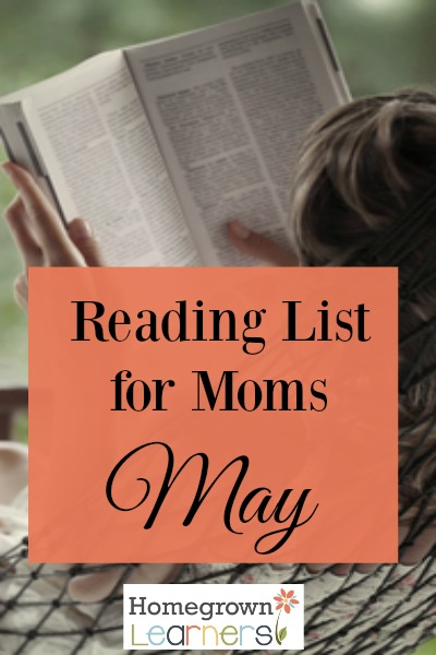 Reading List for Moms: May