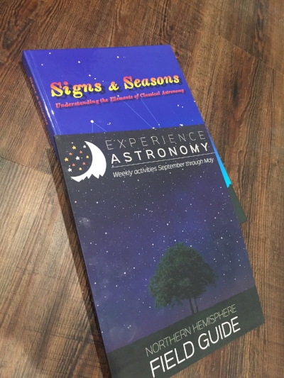 Experience Astronomy:  Classical Astronomy for Homeschoolers