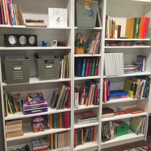 3 Ways to Foster Independence in the Middle Grades Child: A Dedicated Work Space