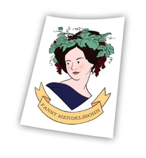 Leading Ladies - Fanny Mendelssohn