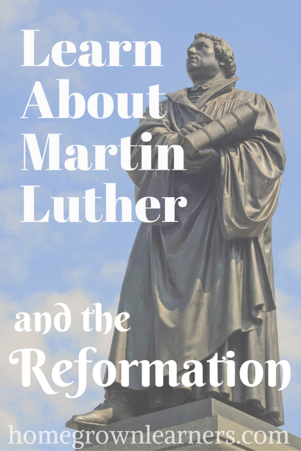Learn About the Reformation