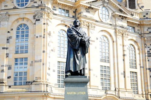 Learn About Martin Luther - including free copywork download