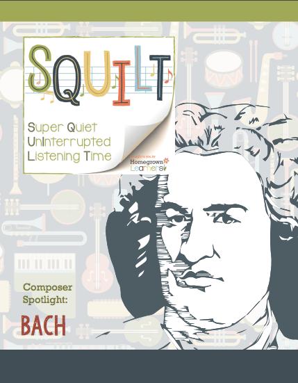 JS Bach Composer Spotlight