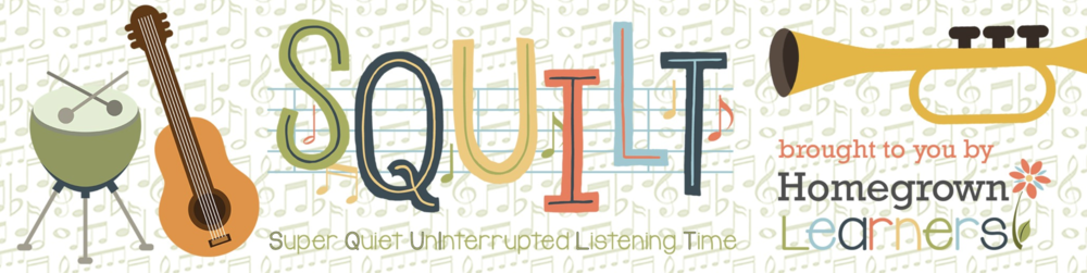 SQUILT Music Appreciation for Children