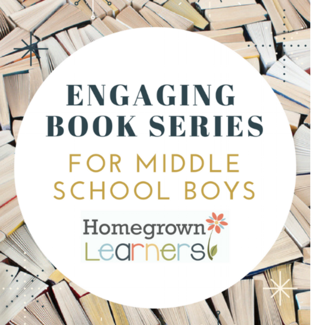 Engaging Book Series for Middle School Boys