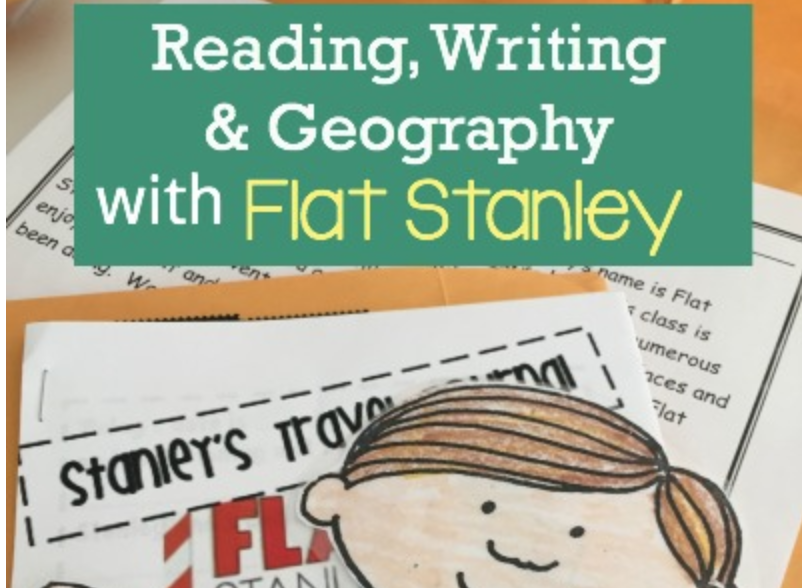 Reading, Writing, Geography & More with Flat Stanley