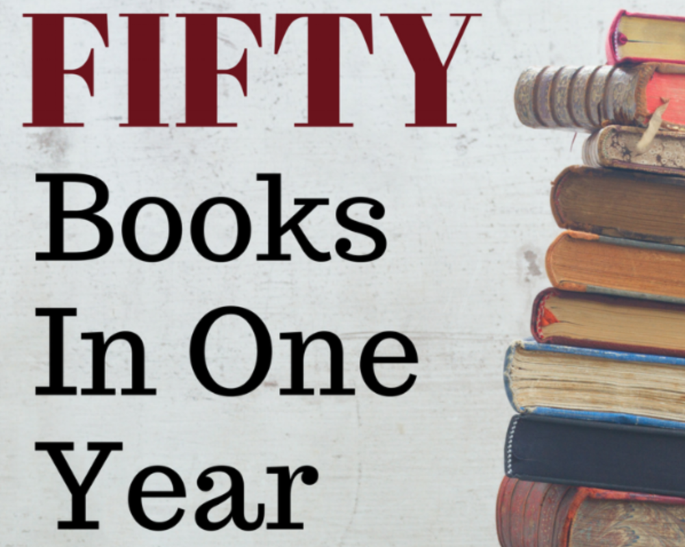 The 50 Books I Read in One Year