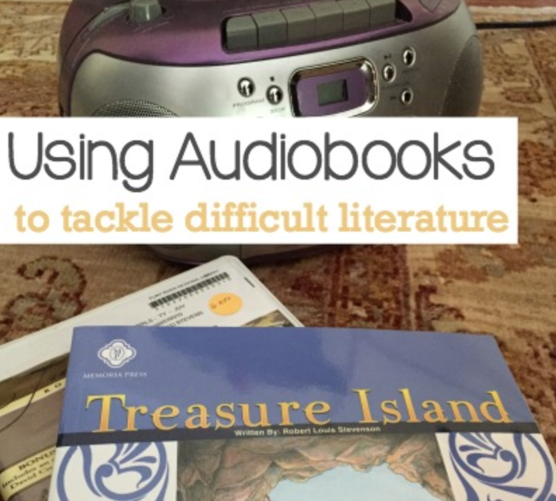 Using Audiobooks to Expose Children to the Classics