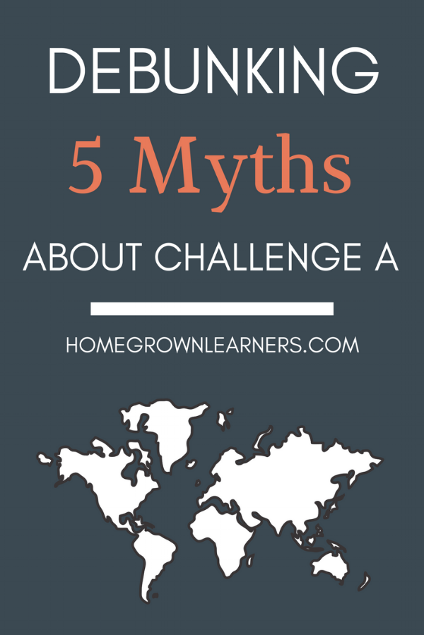 Debunking 5 Myths About Challenge A