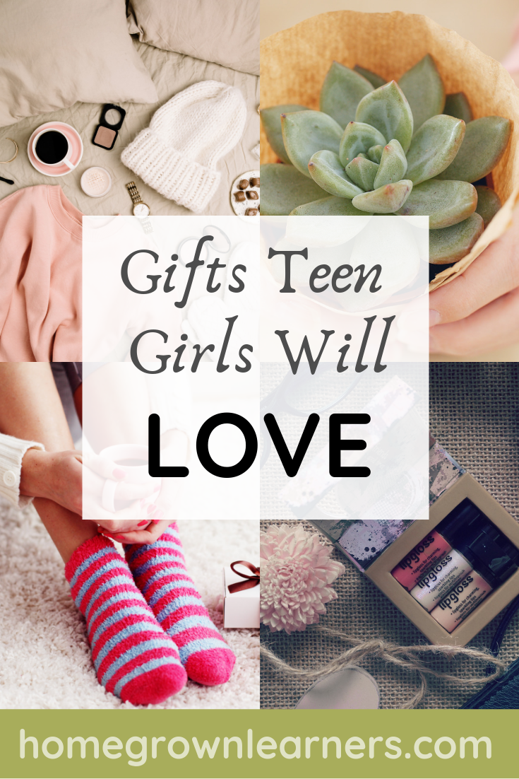 Gifts for Teen Girls