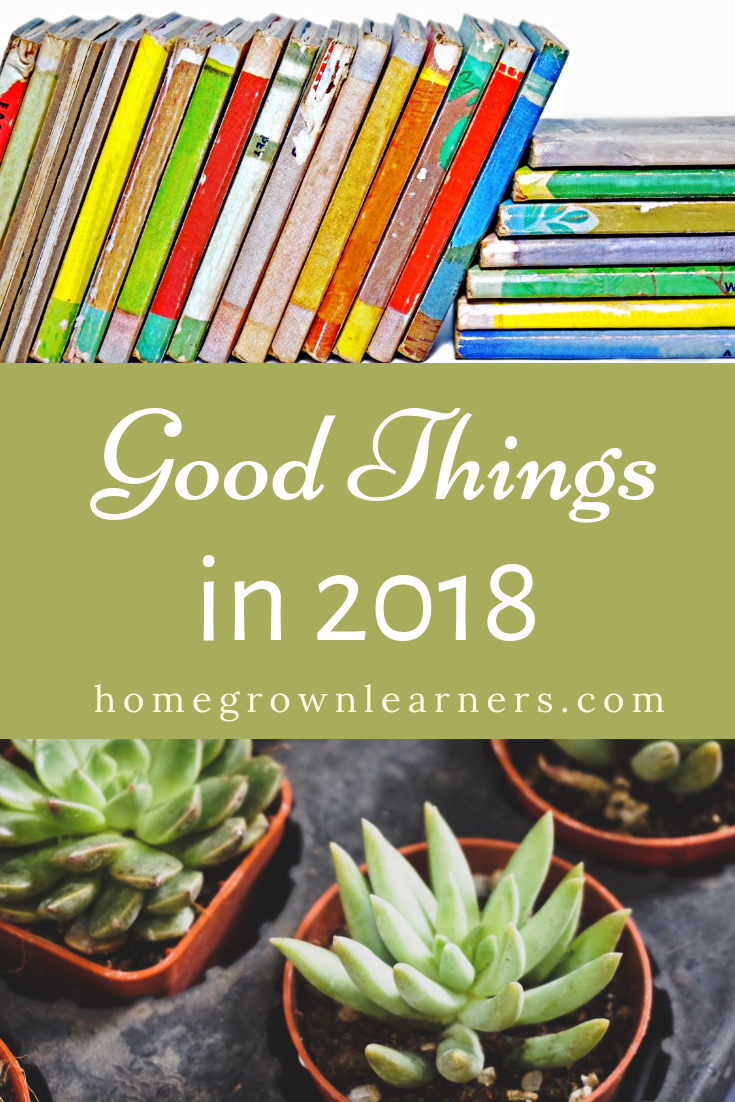 Our favorite things - for moms and kids - in 2018