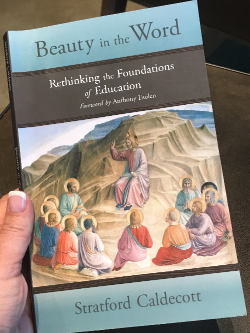 Beauty in the Word - Homegrown Learners Book Club Selection #1