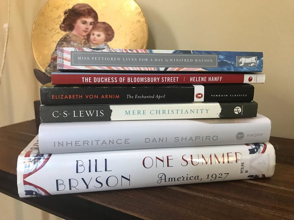 February Book Stack @ Homegrown Learners