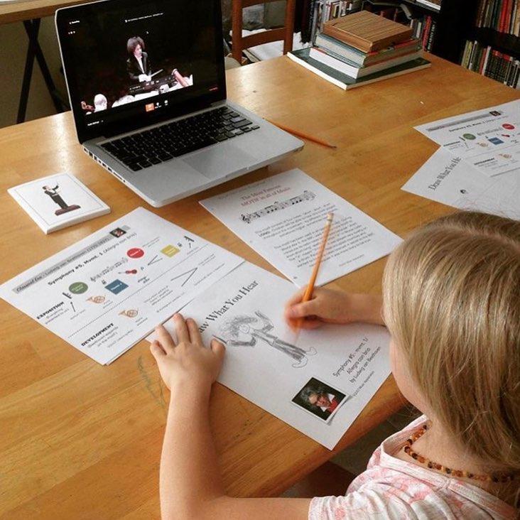 SQUILT LIVE! Music Appreciation for Children #homeschool