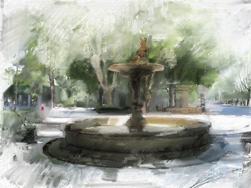 Spanish Fountain