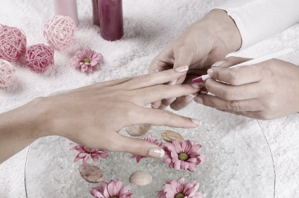 Manicure pedicure salon la coupe pamper yourself with a professional manicure or pedicure from salon la coupe your nail technician will provide a customized experience allowing you to solutioingenieria Choice Image