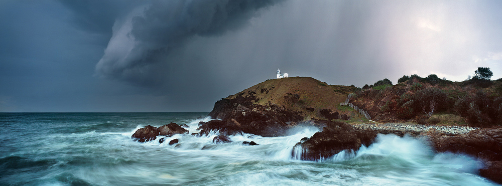 Tacking Point Lighthouse, Port Macquarie, New South Wales
