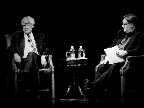 A couple of laps around the cranium with Geoffrey Robertson QC. MLC Conference, Singapore 2011