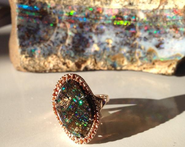 Queensland Opals