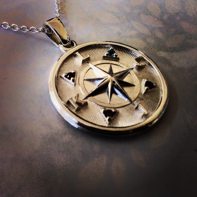Compass_Initial_Birthstone_Silver_Pendant12.JPG