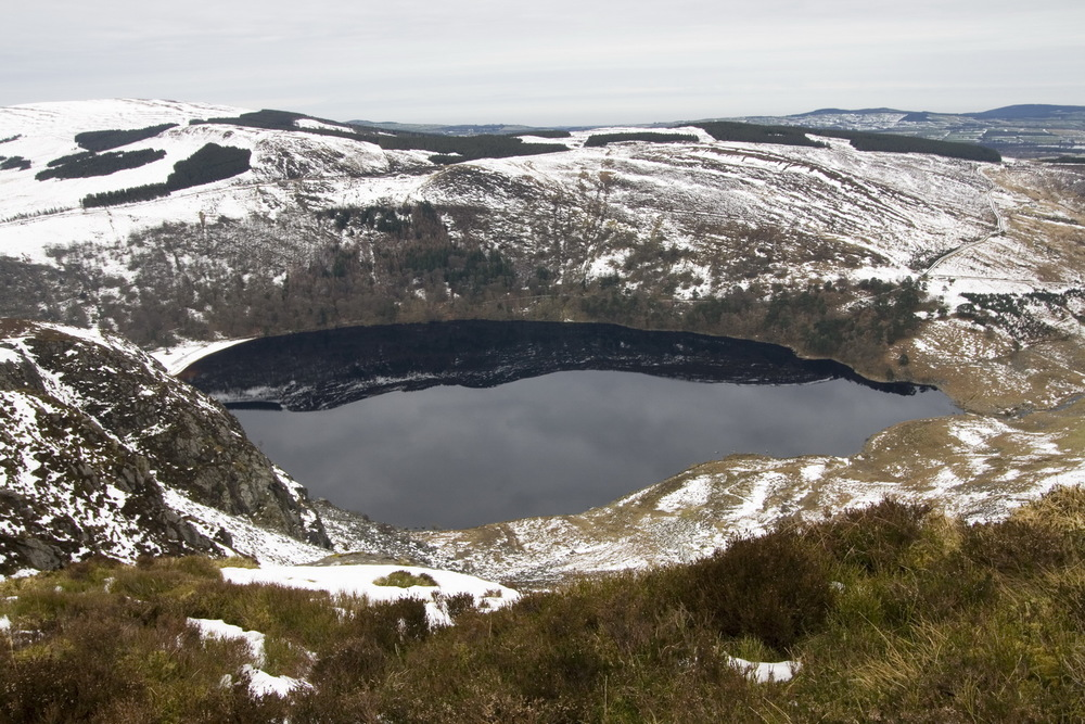 Lough Dan, Co. Wicklow