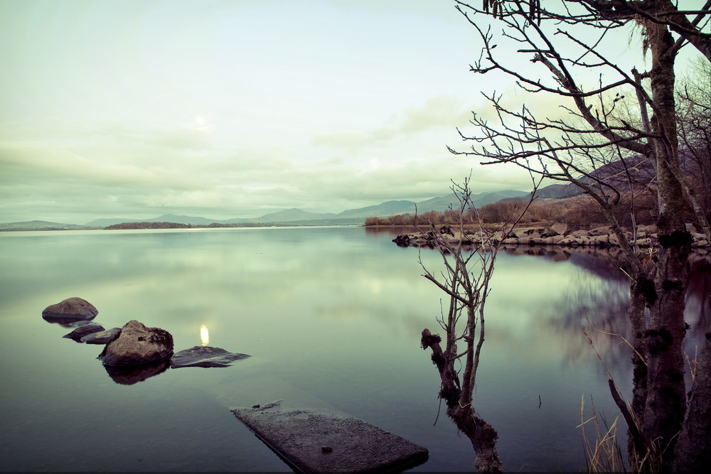 Lough Leane, Killarney, Co. Kerry
