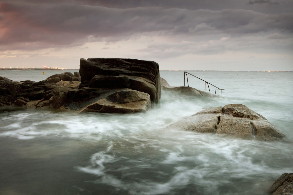 The Forty foot, Sandycove, Co. Dublin