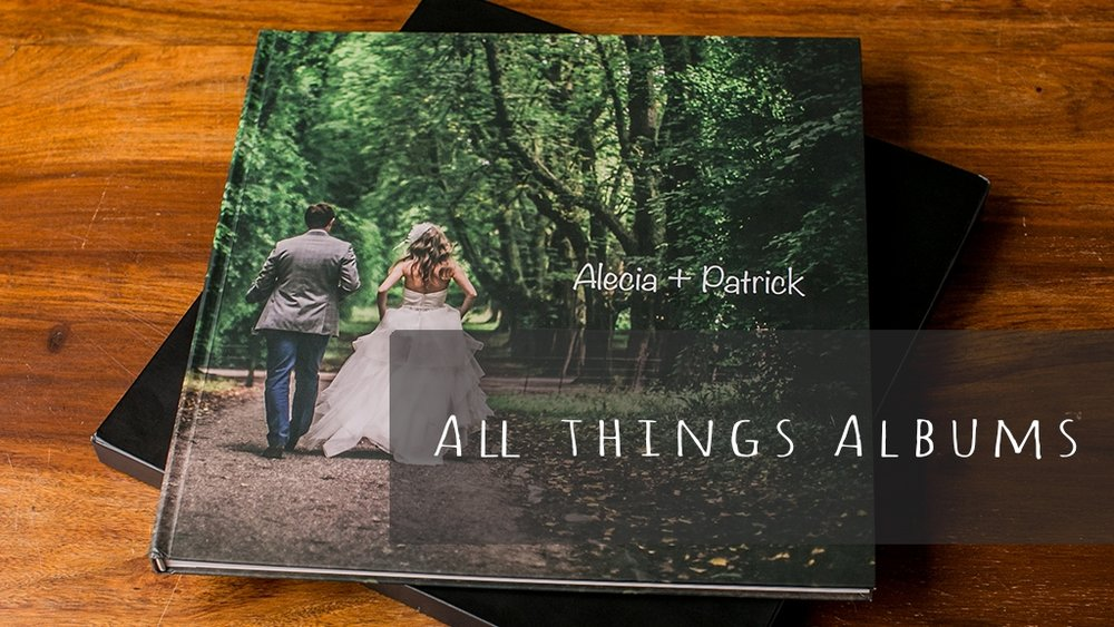 Wedding Albums // How to pic your album images