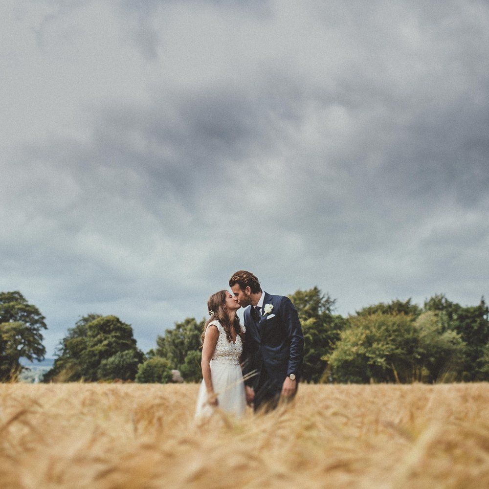 Stina + Ruairi // Tinakilly House