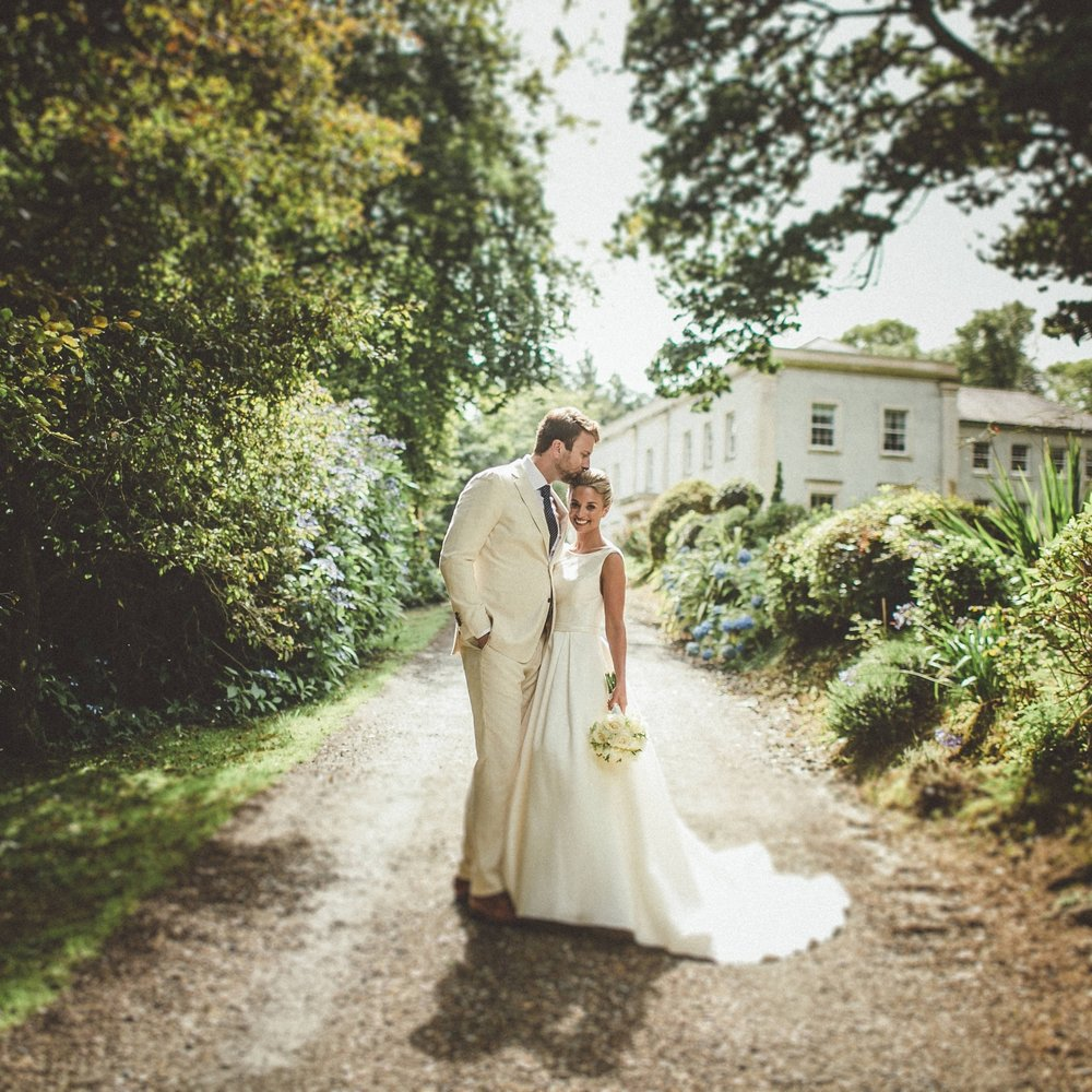 Dee + David // Clonwilliam House